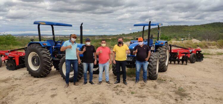 União de Antonio Fernando, Botinha, Cezar de Preto e Augusto Coutinho rende bons frutos para Ouricuri e o Araripe