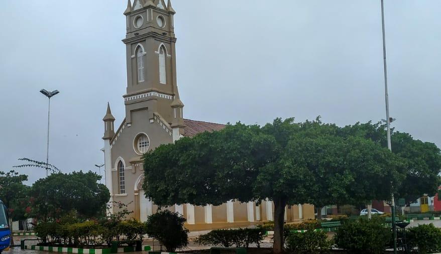 Igreja Matriz - Santa Filomena