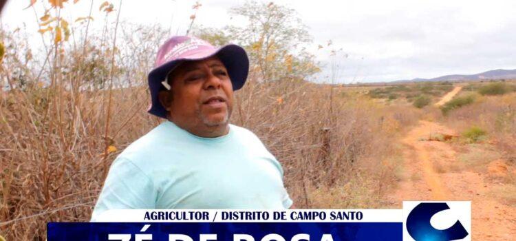 Santa Filomena: Morador mostra estrada que o Prefeito não fez em 4 anos e relata marcação