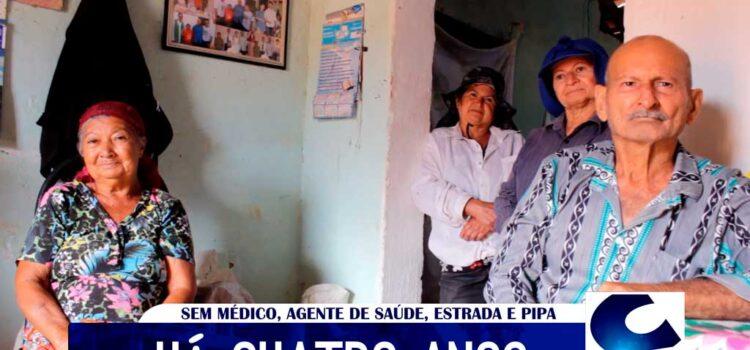 COMOVENTE! A vida dos idosos Joel e Carmelita isolados na zona rural de Santa Filomena