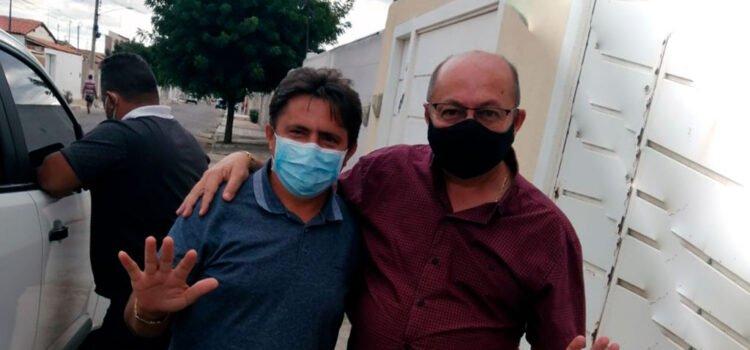 Ex-aliado de Cleomatson adere a corrida do pré-candidato a prefeito Pedro Gildevan