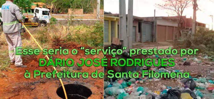 """Escândalo! Esposo de ex-vereadora do Livramento recebe empenhos por """"limpeza de entulho em esgoto"""""""