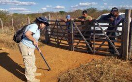 Pesquisadores e 'caçadores' internacionais disputam meteoritos em Santa Filomena
