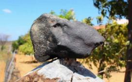 Cientista contou o que aconteceu com os fragmentos do meteorito de Santa Filomena, no Sertão pernambucano