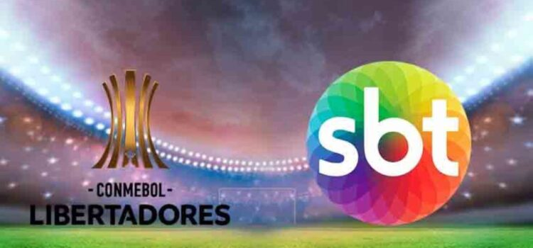 SBT exibe mais dois jogos da Copa Libertadores nesta quarta-feira (30)