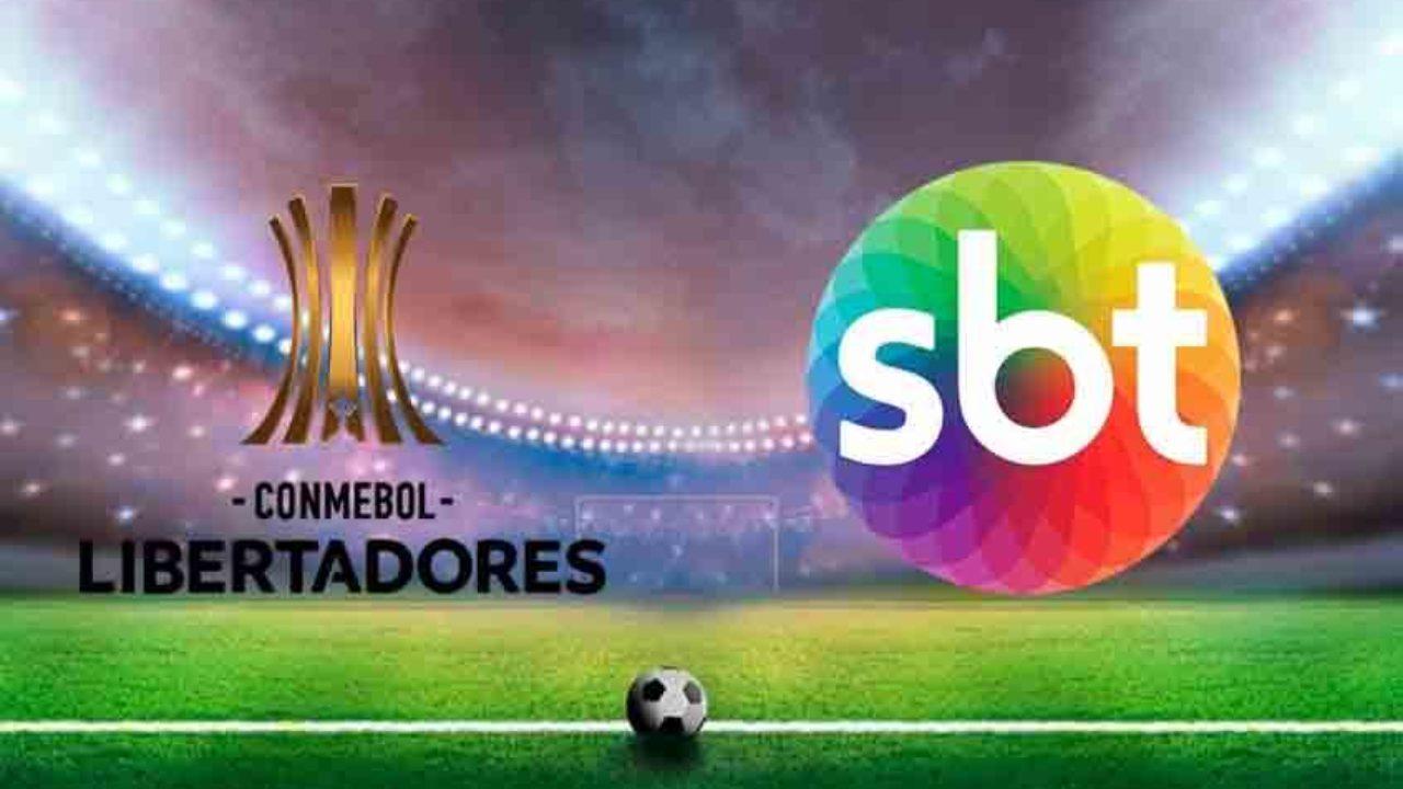 SBT exibe mais dois jogos da Copa Libertadores nesta quarta-feira…