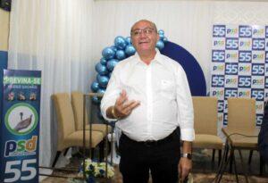 PSD de Santa Filomena lança Gildevan a prefeito e 11 candidatos a vereador