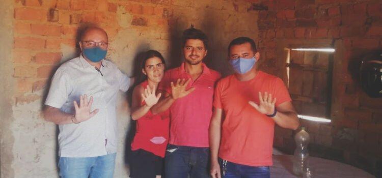 Motorista da Prefeitura de Santa Filomena entrega emprego e declara apoio à Gildevan