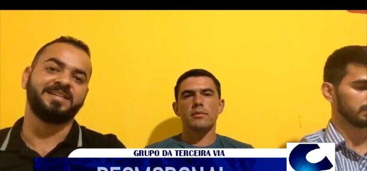 Grupo de Leandro Benício desmorona! As três principais lideranças desistem da 'terceira via'