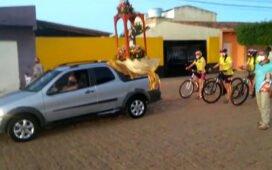 Católicos de Santa Filomena celebram o encerramento dos festejos de sua padroeira N. S. dos Remédios