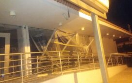 Madrugada de terror em Afrânio; bandidos explodem agência do Banco do Brasil