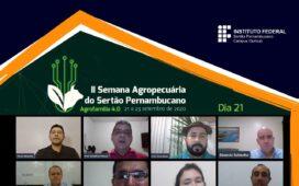 Campus Ouricuri realizou Segunda Semana Agropecuária do Sertão Pernambucano