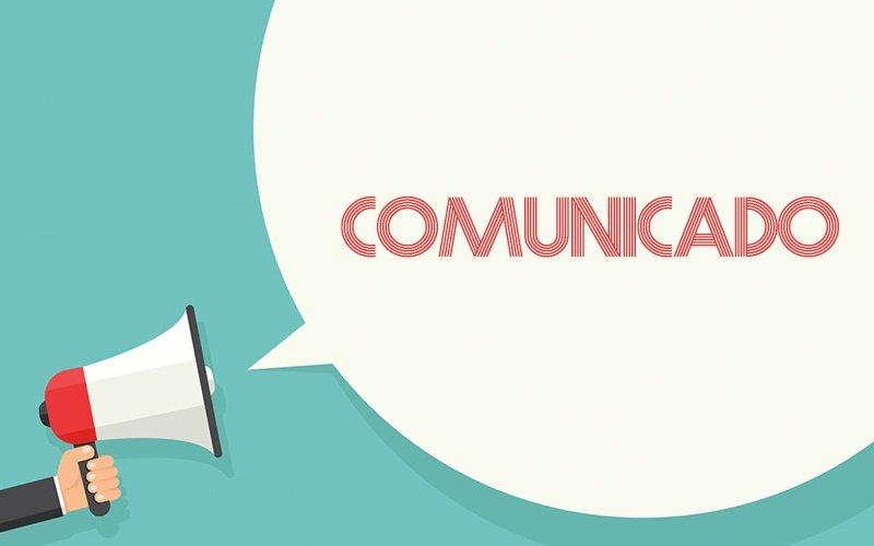 Comunicado da Coordenação de Políticas de Assistência Estudantil sobre o…