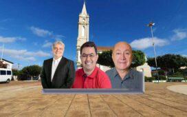Santa Filomena tem três candidatos a prefeito; veja os detalhes