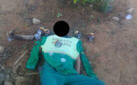 Inédito: Servidor da limpeza pública dorme embriagado durante expediente