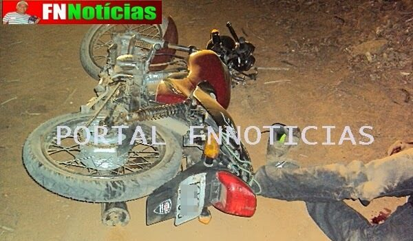 Jovem morre em acidente de moto na zona rural de Betânia do Piauí
