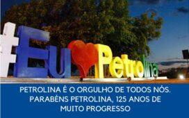 """No aniversário de Petrolina, Miguel diz que construirá um """"Hospital da Criança"""""""