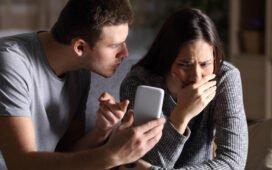 Parceiro infiel - sinais de uma esposa traidora