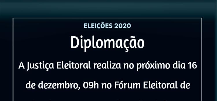 Santa Filomena: Justiça define data da Diplomação do Prefeito, Vice e Vereadores eleitos