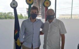 Prefeito eleito de Santa Filomena visita prefeito reeleito de Petrolina; força política