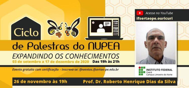 """Palestra """"Nutrição de Abelhas e Manejo da Flora para Aumento da Produção Apícola"""" vai ocorrer na próxima quinta-feira (26)"""