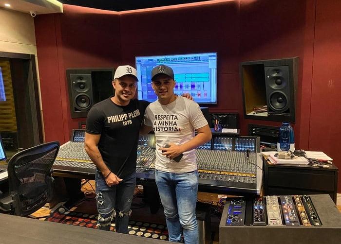 """Filho de Ouricuri: Cantor Josué """"Bom de Faixa"""" gravará CD no WS Estúdio"""