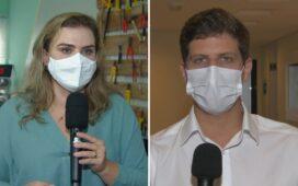 Ibope no Recife: Marília Arraes, 45%; João Campos, 39%