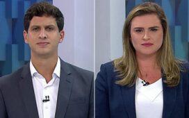Debate na Globo: Marília foi firme, João emparedado