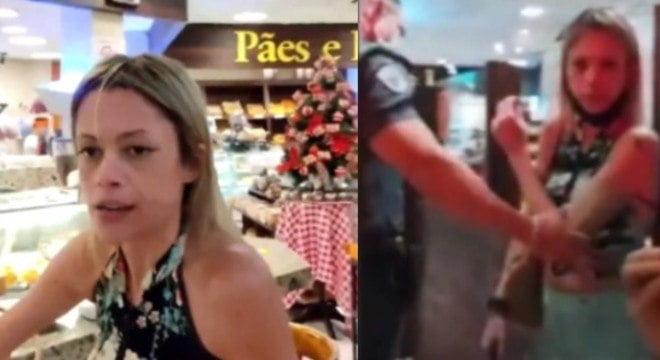 Flagrante! Advogada é presa por homofobia, agressão e racismo em São Paulo