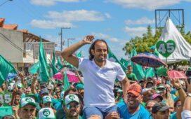 Ricardo Ramos lidera disputa com 12 pontos de vantagem em Ouricuri