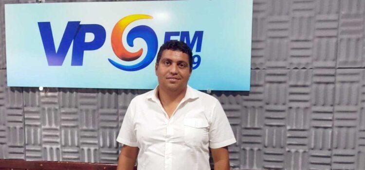 Vereador Wallace agradece votos e fala da próxima gestão em entrevista à VPFM