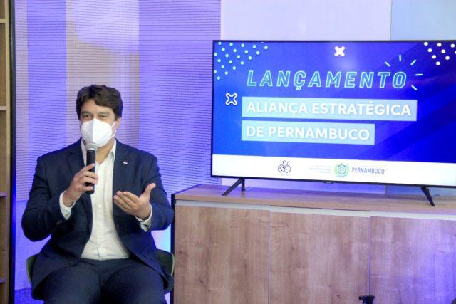 Lançada a Aliança Estratégica de Pernambuco