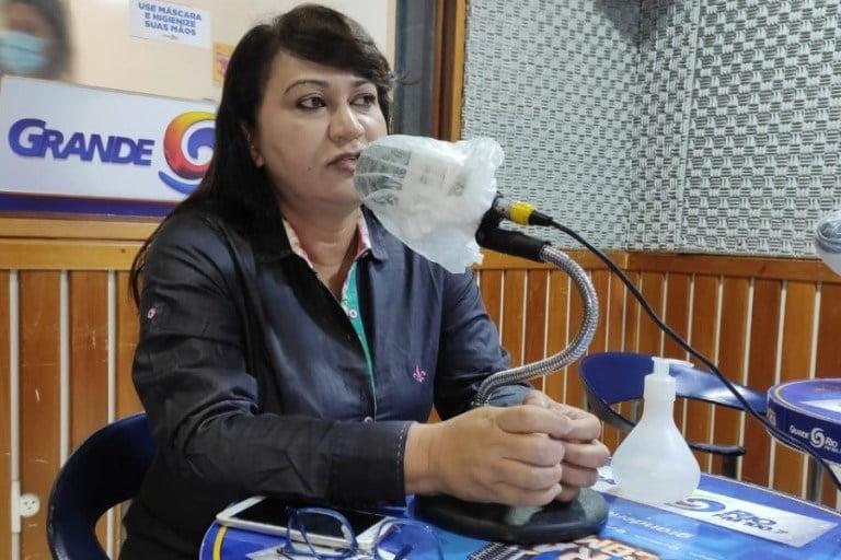 Prefeita Eliane afirma que Paulo Câmara não investe em Santa Cruz apesar de ser seu aliado
