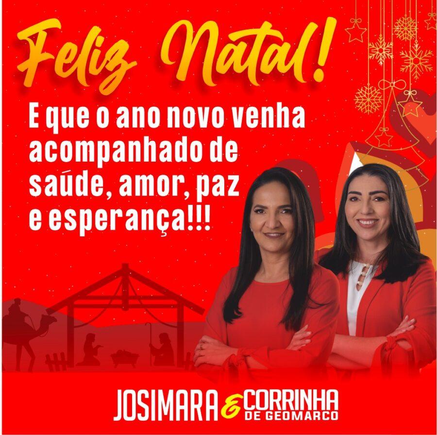Josimara Cavalcanti deseja Feliz Natal e boas festas a todos…