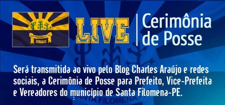 Posse de prefeito, vice e vereadores eleitos será dia 1º de janeiro em Santa Filomena