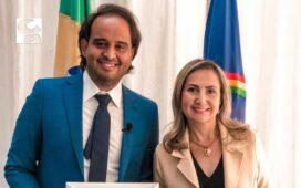 Prefeito Ricardo Ramos, vice e vereadores de Ouricuri são diplomados