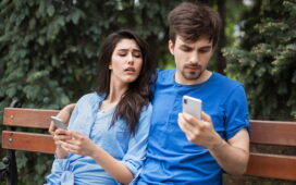 Perfis falsos para vigiar o parceiro, até quando é saudável para a relação?