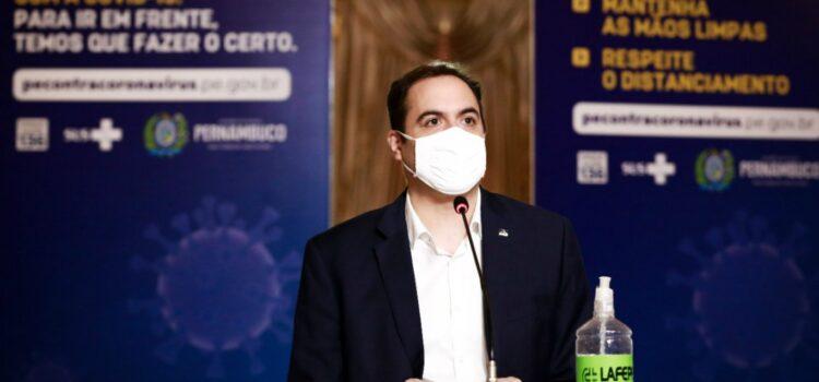 Vacinas contra a Covid-19 devem chegar dia 20 de janeiro às prefeituras de Pernambuco