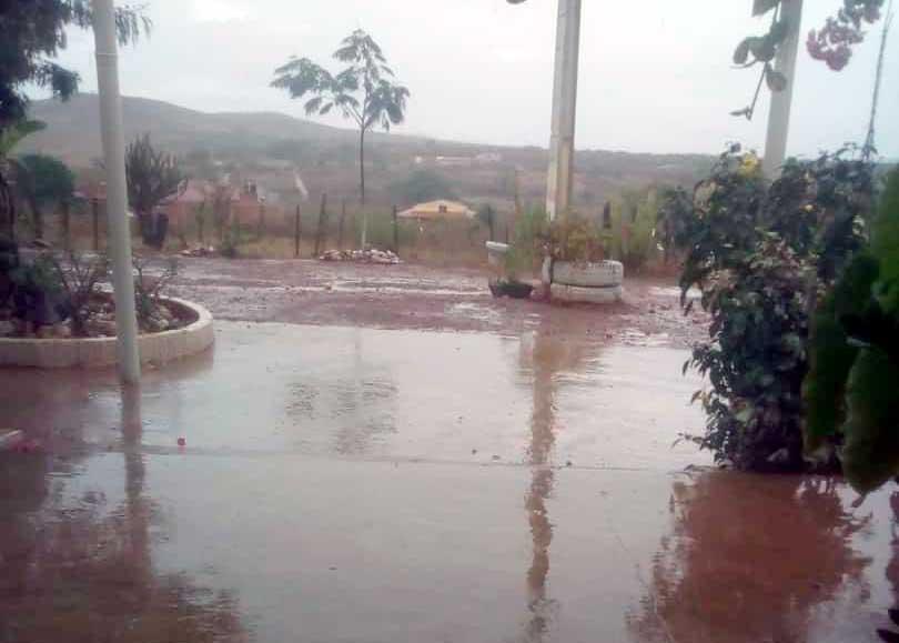 Santa Filomena é contemplada com as primeiras águas de 2021