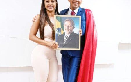 Lula é homenageado em colação de grau do IF Sertão-PE, Campus Petrolina Rural