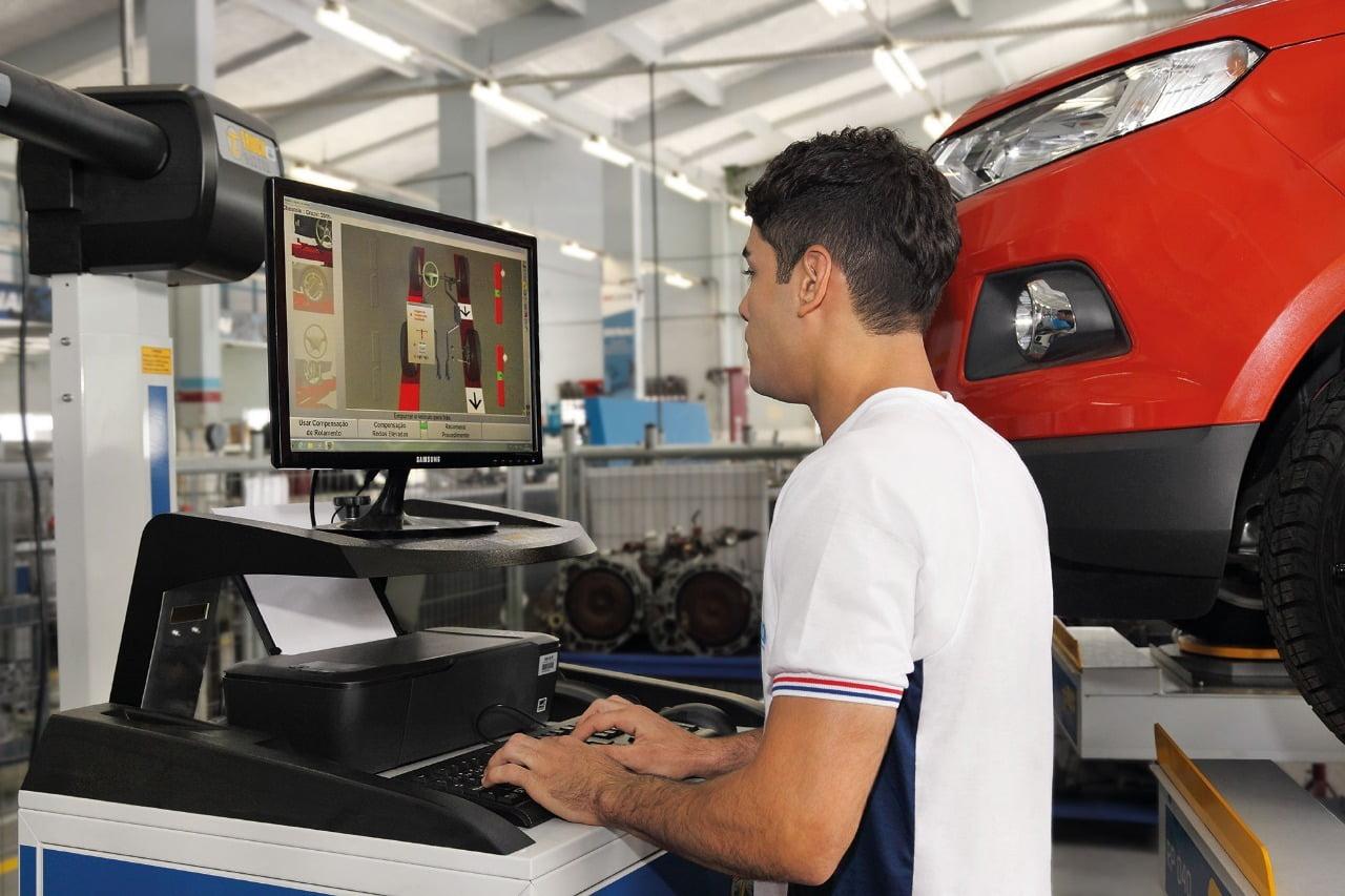 Cresce oferta de empregos para técnicos em Manutenção Automotiva