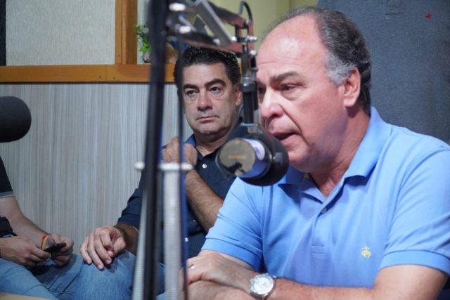 Fernando Bezerra (MDB) é um dos cotados para a disputa…
