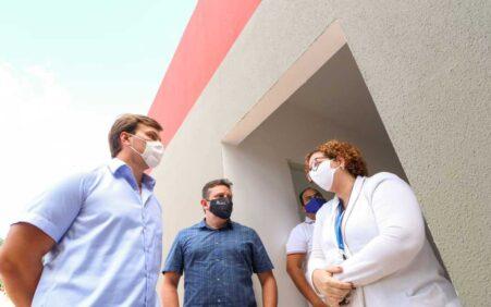 Três grandes unidades de saúde devem ser inauguradas até junho…