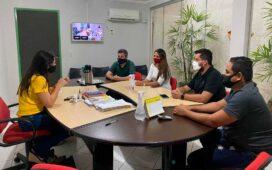 Josimara Cavalcanti recebe nova gerência do Sebrae e inicia planejamento de 1º Leilão Virtual de Animais em Dormentes