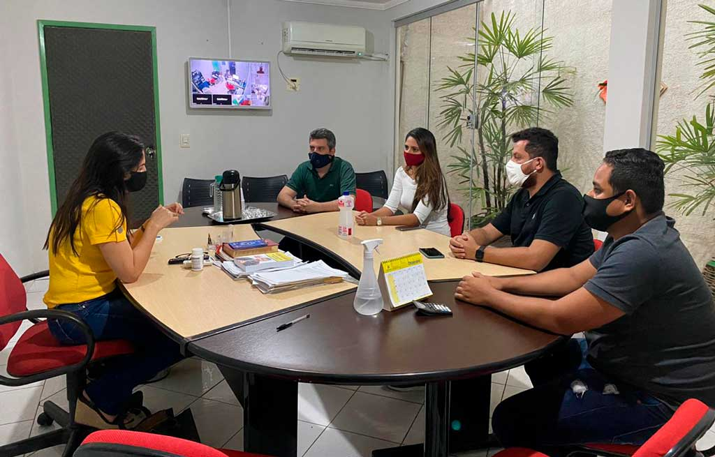 Josimara Cavalcanti recebe nova gerência do Sebrae e inicia planejamento…