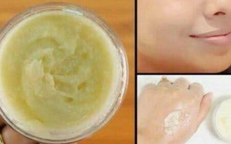 Faça seu próprio creme antienvelhecimento com arroz e mel