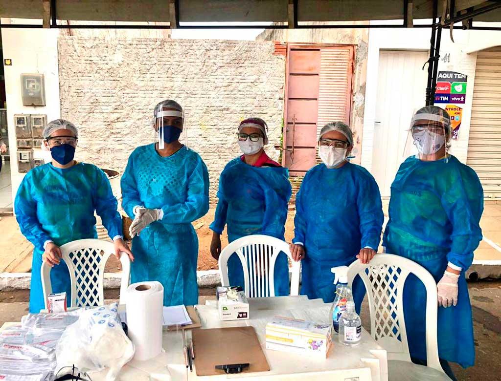 Profissionais da saúde na linha de frente no combate à Covid-19 serão os primeiros imunizados em Dormentes