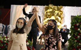 """""""Fazemos política por missão e por amor"""", destaca Josimara durante posse como prefeita de Dormentes"""