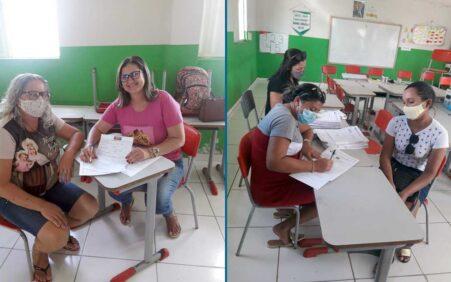 Informe da Secretaria de Educação de Santa Filomena sobre as…
