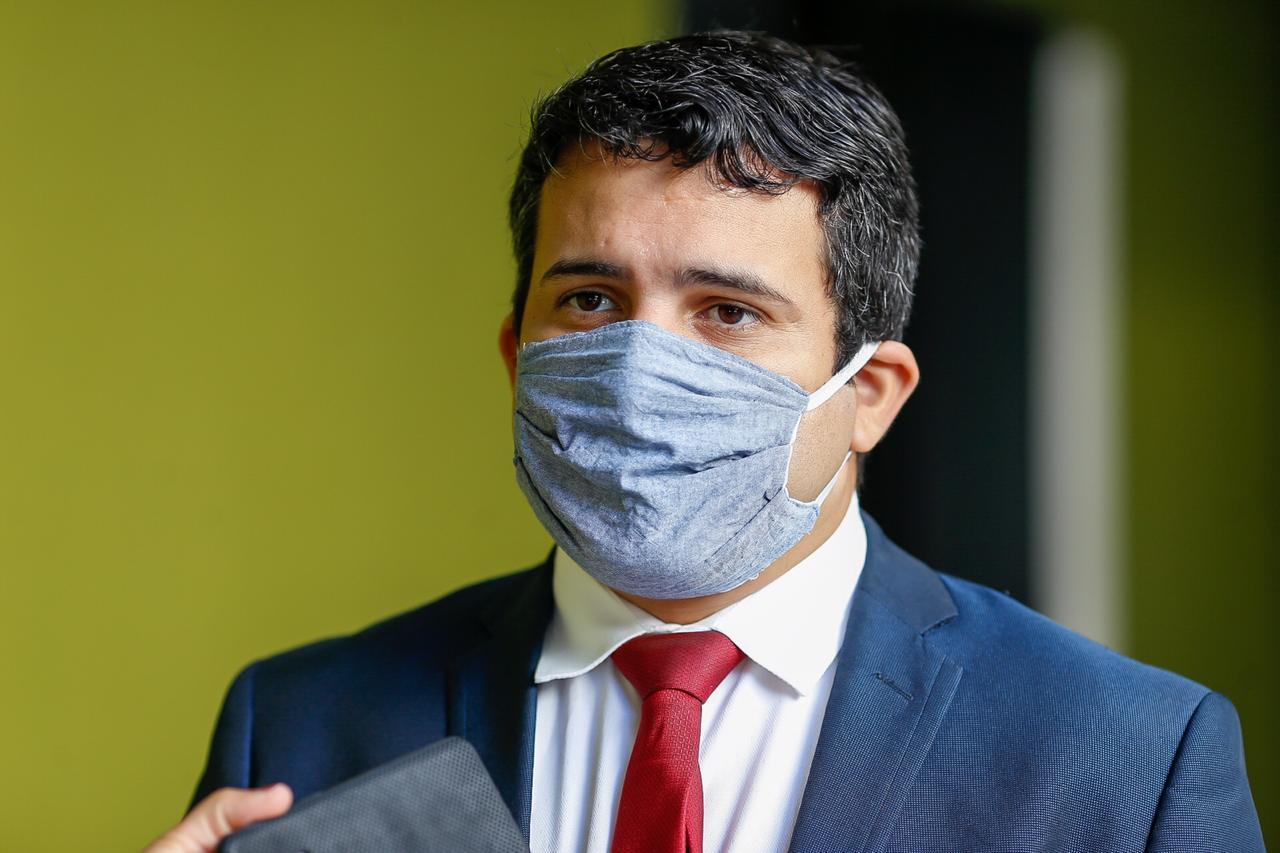 PF abre investigação contra o vereador de Teresina Deolindo Moura